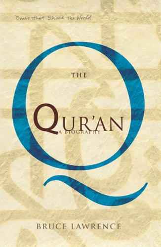 9781553652465: THE QUR'AN: A BIOGRAPHY.