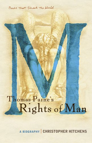 9781553652472: Thomas Paine's Rights of Man; A Biography