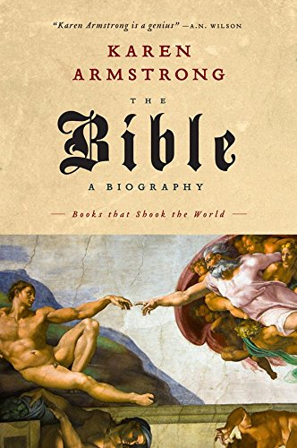 9781553652632: The Bible: A Biography