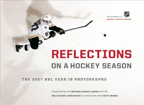 Reflections on a Hockey Season: The 2007 NHL Year in Photographs