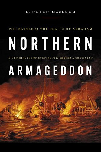 9781553653158: Northern Armageddon: The Battle of the Plains of Abraham