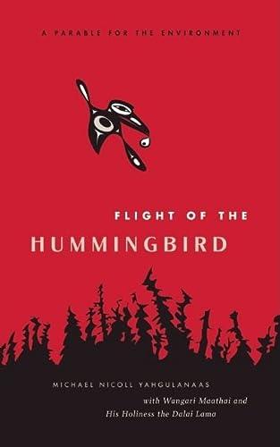 9781553653721: Flight of the Hummingbird
