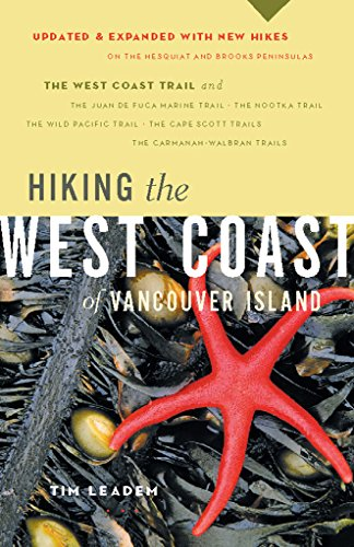 9781553653820: Hiking the West Coast of Vancouver Island: Updated and Expanded