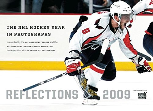 Reflections 2009: The NHL Hockey Year in Photographs