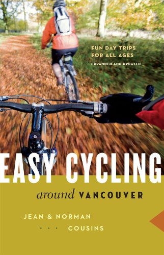Easy Cycling Around Vancouver: Fun Day Trips: Jean Cousins, Norman