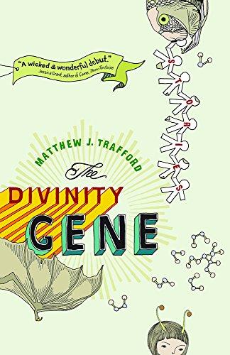 9781553656036: The Divinity Gene