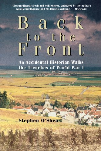 Back to the Front (1553656644) by O'Shea, Stephen
