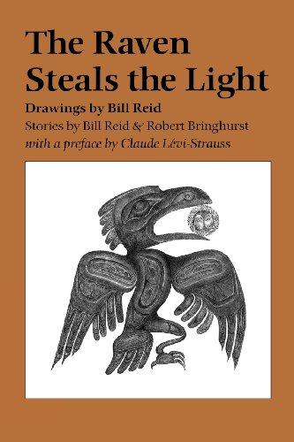 9781553657446: Raven Steals the Light