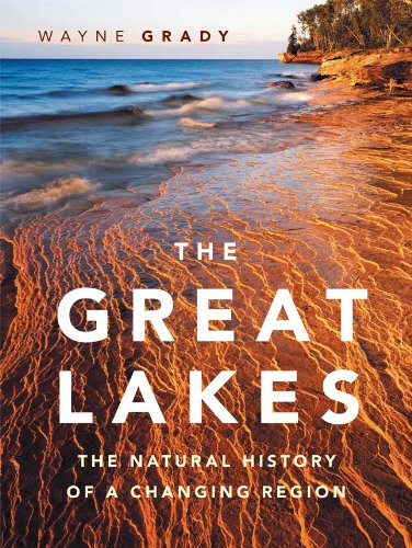 9781553658047: The Great Lakes: The Natural History of a Changing Region (David Suzuki Foundation Series)