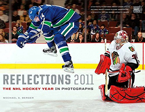 9781553659600: Reflections: The NHL Hockey Year in Photographs