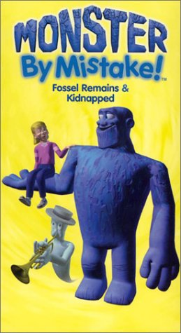 9781553661313: Fossil Remains & Kidnapped [VHS]