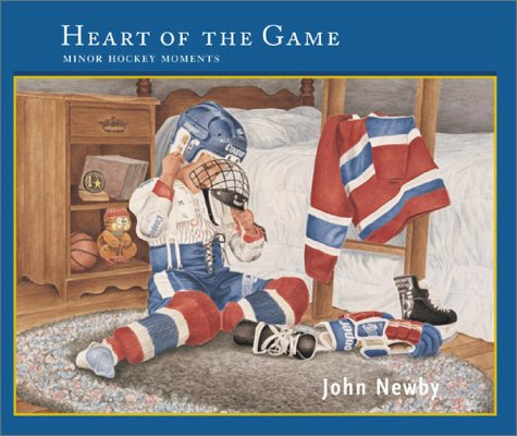 9781553663263: Heart of the Game: Minor Hockey Moments