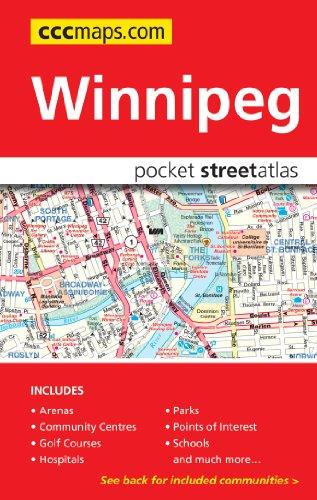 9781553682592: Winnipeg Pocket Atlas