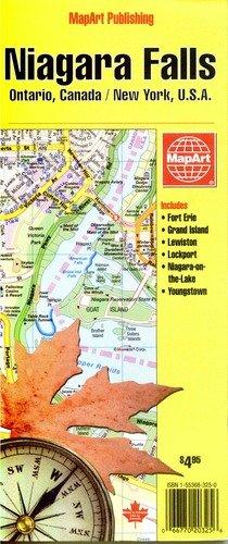 9781553683254: Niagara Falls, ON/NY