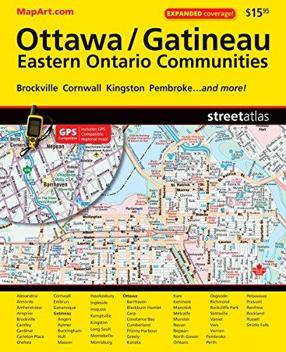 9781553683766: Ottawa/Gatineau & Eastern Ontario Communities