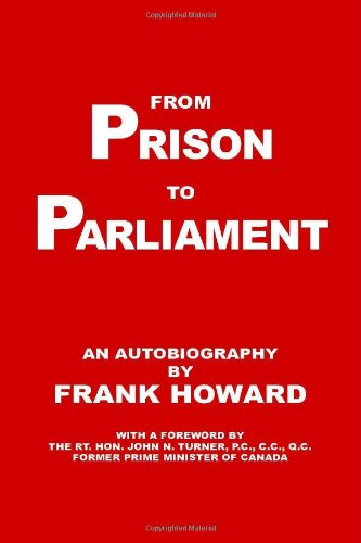 9781553690450: From Prison to Parliament