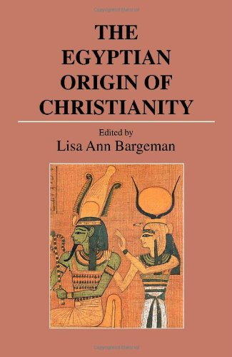 9781553695059: The Egyptian Origin of Christianity