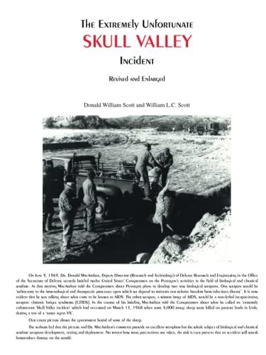 9781553695547: The Extremely Unfortunate Skull Valley Incident