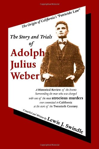 9781553696384: The Story and Trials of Adolph Julius Weber