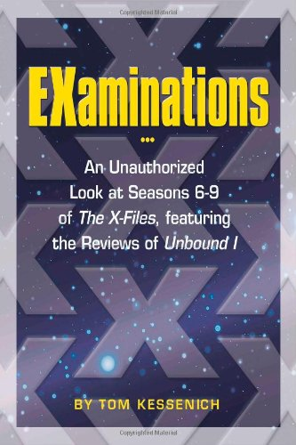 9781553698128: EXaminations: An Unauthorized Look at Seasons 6-9 of