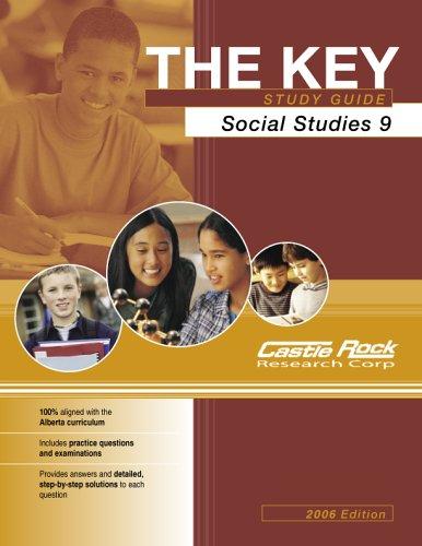 The Key - Social Studies 9 (AB): Castle Rock Research Corp