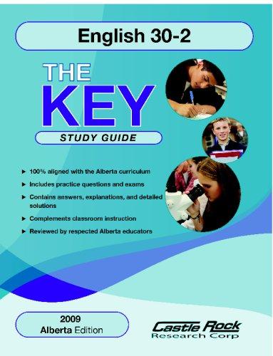 9781553718024: The Key English 30-2