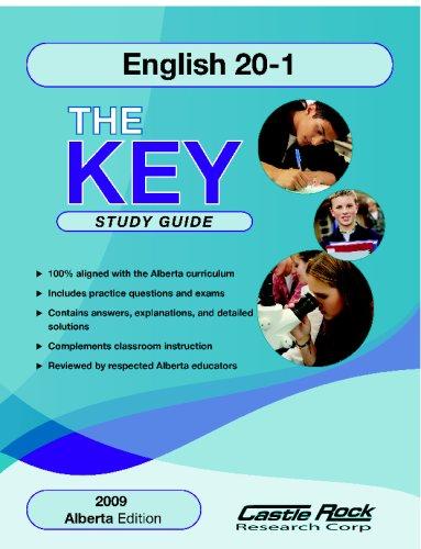 9781553718109: The Key English 20-1