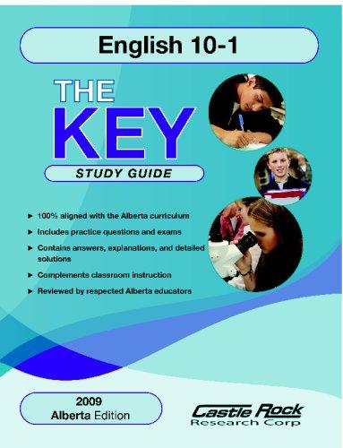 9781553718147: The Key English 10-1