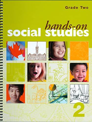 9781553790051: Hands-On Social Studies, Grade 2