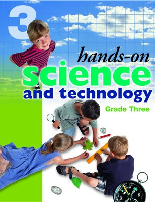9781553790105: Hands-On Science and Technology, Grade 3