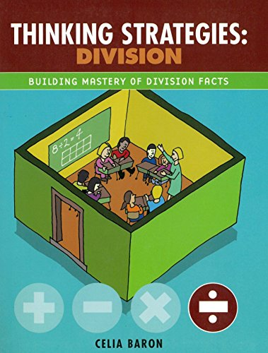 9781553790143: Thinking Strategies: Division: Building Mastery of the Division Facts