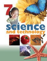 9781553790198: Hands-On Science and Technology, Grade 7
