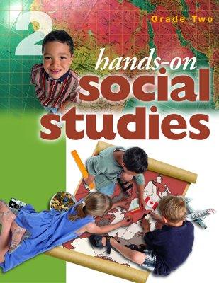 9781553790563: Hands-On Social Studies, Grade 2 (Ontario edition)