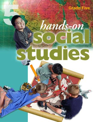 9781553790709: Hands-On Social Studies, Grade 5 (Ontario edition)