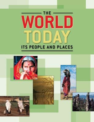The World Today: Its People and Places: William Norton/ Michele Visser Wikkerink/ Linda Connor