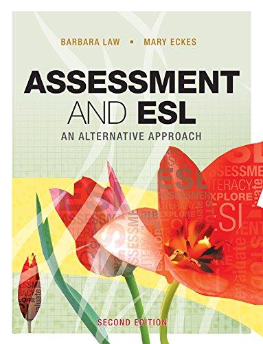9781553790938: Assessment and ESL: An Alternative Approach