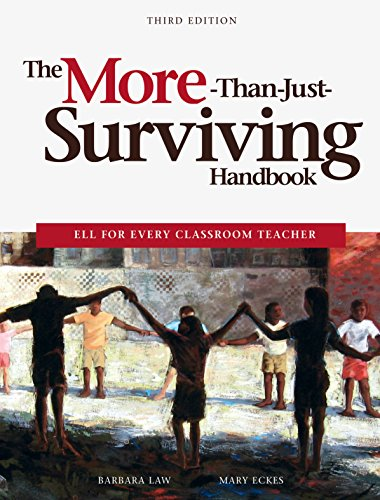 9781553792321: The More-Than-Just-Surviving Handbook: ELL for Every Classroom Teacher