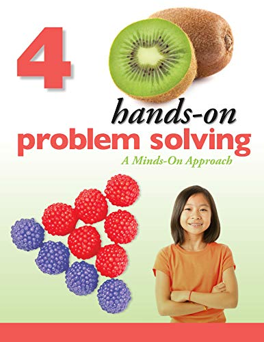 9781553793489: Hands-On Problem Solving, Grade 4: Minds-On Approach