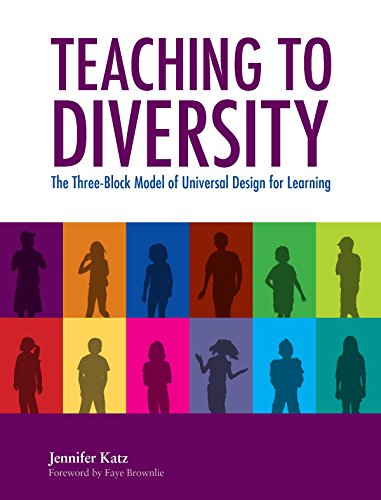 9781553793533: Teaching to Diversity: The Three-Block Model of Universal Design for Learning