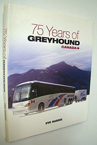 75 Years of Greyhound Canada: Harris, Eve