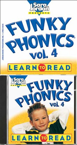 9781553860228: Funky Phonics, Vol. 4: Learn to Read (Funky Phonics Learn to Read)