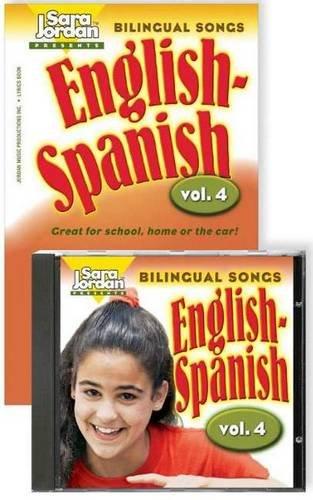 9781553860402: Bilingual Songs: English-Spanish, vol. 4/CD/Book Kit (Spanish Edition)