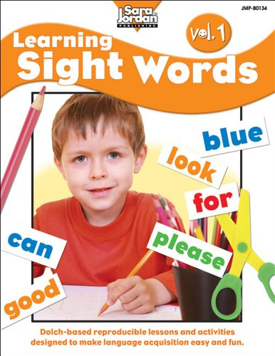 9781553860983: Learning Sight Words, vol. 1