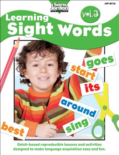 Learning Sight Words: Ready-to-use Reproducible Worksheets and Exercises, Content-based Units ...