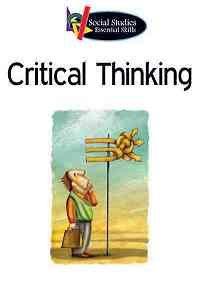 9781553884408: Critical Thinking (Social Studies Essential Skills)