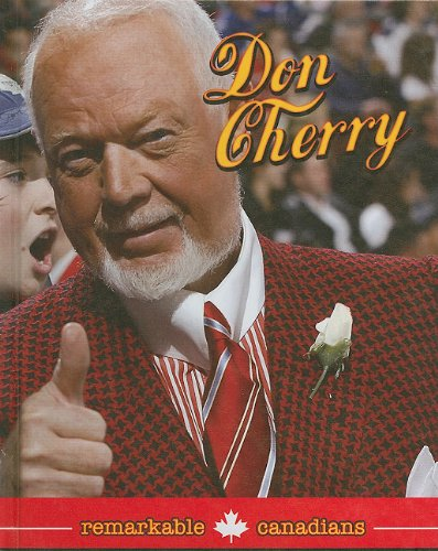 Don Cherry (Remarkable Canadians): Schwartzenberger, Tina