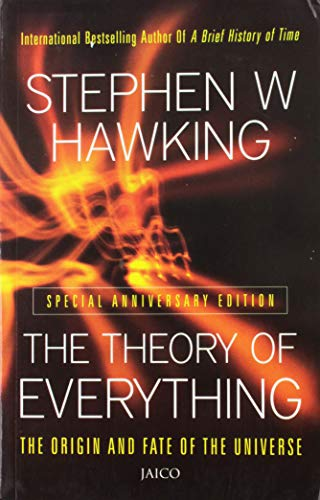 9781553941958: The Theory of Everything: The Origin and Fate of the Universe