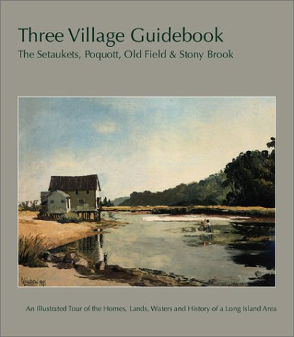 9781553951193: Three Village Guidebook