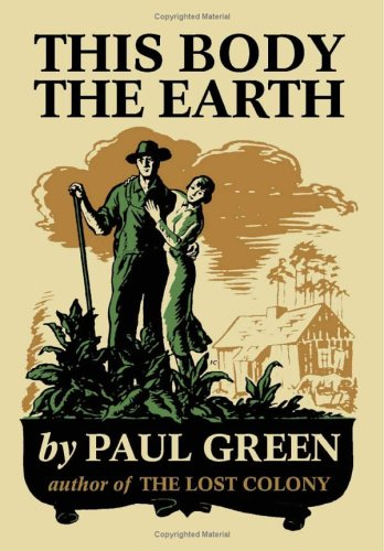 This Body The Earth (1553954084) by Green, Paul