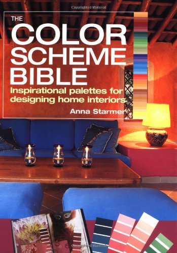 9781554070329: The Color Scheme Bible: Inspirational Palettes for Designing Home Interiors